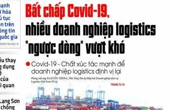Những tin, bài hấp dẫn trên Báo Hải quan số 115 phát hành ngày 24/9/2020