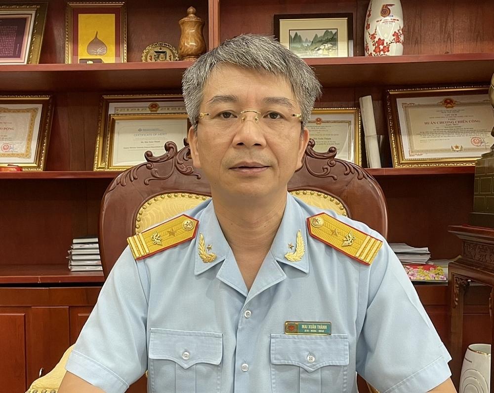 Phó Tổng cục trưởng Mai Xuân Thành.