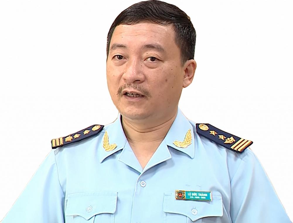Cục trưởng Cục Công nghệ thông tin và thống kê Hải quan (Tổng cục Hải quan) Lê Đức Thành