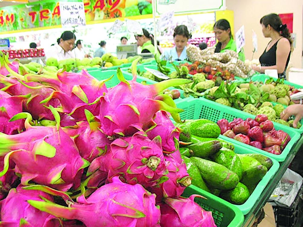 DN Việt Nam cần có chiến lược  để cung cấp một số mặt hàng nông sản, nông sản chế biến cho các hệ thống bán lẻ của Nga.Ảnh: ST