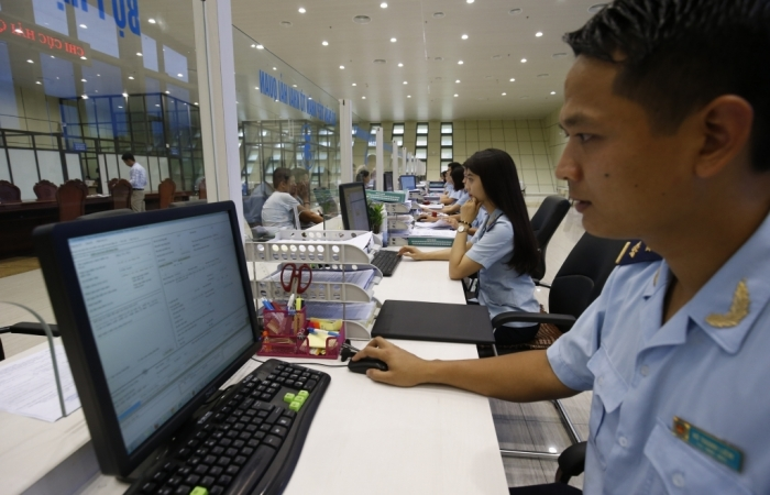 Thực hiện khai báo Bản kê thông tin hàng hóa nhập khẩu điện tử