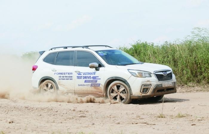 Xe Subaru của Nhật an toàn như thế nào?