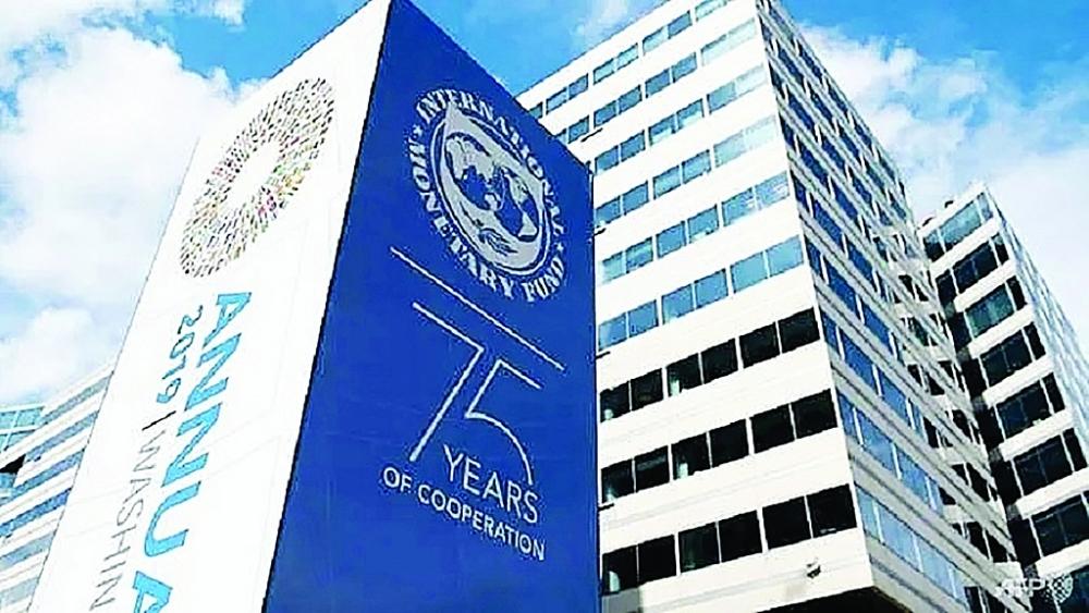 IMF lạc quan hơn về triển vọng kinh tế toàn cầu.