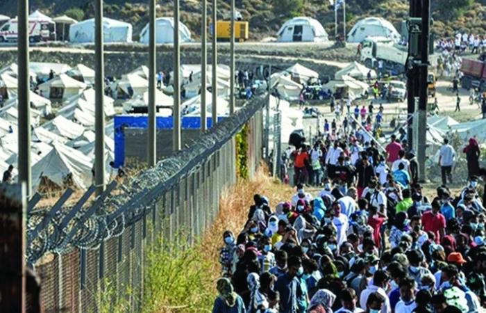 """Châu Âu """"thấp thỏm"""" trước làn sóng di cư mới từ Trung Đông-châu Phi"""