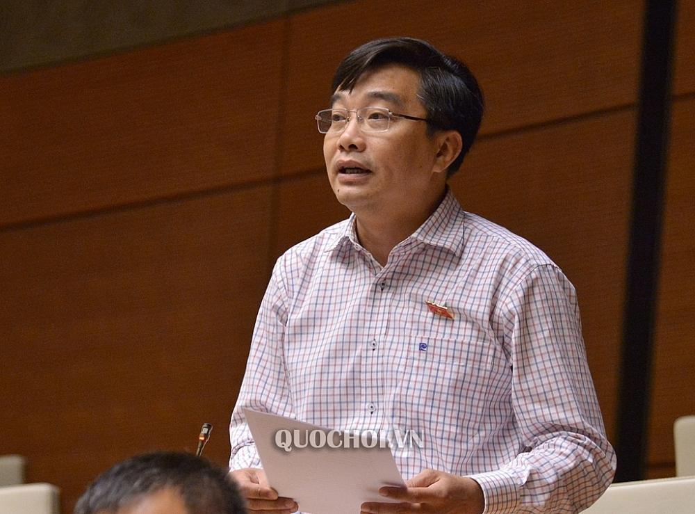 Đại biểu Quốc hội Nguyễn Minh Sơn (Tiền Giang)