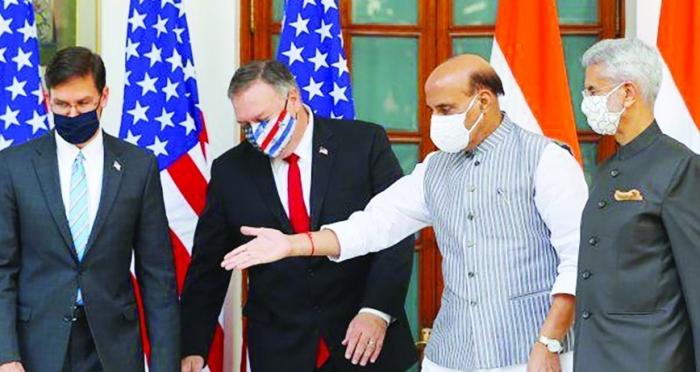 Mỹ-Ấn thúc đẩy quan hệ Đối tác chiến lược toàn cầu toàn diện