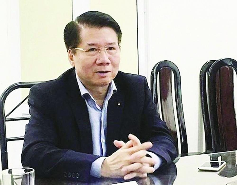 ông Trương Quốc Cường, Thứ trưởng Bộ Y tế.