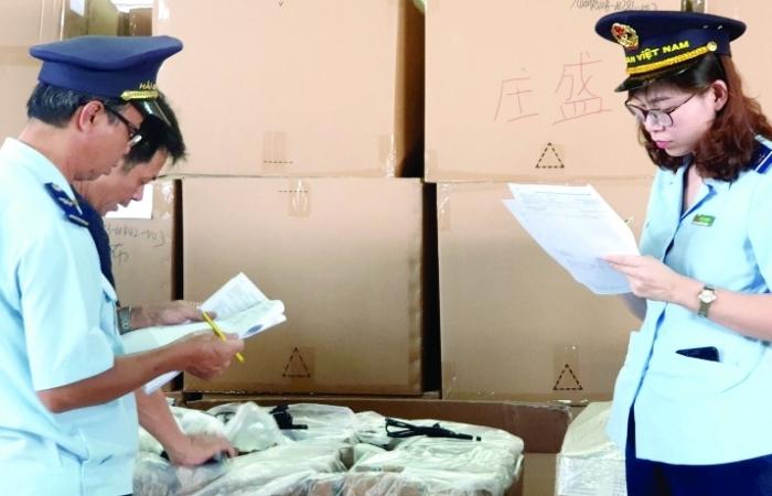 Cục Hải quan Bình Phước: 20 năm đồng hành cùng doanh nghiệp