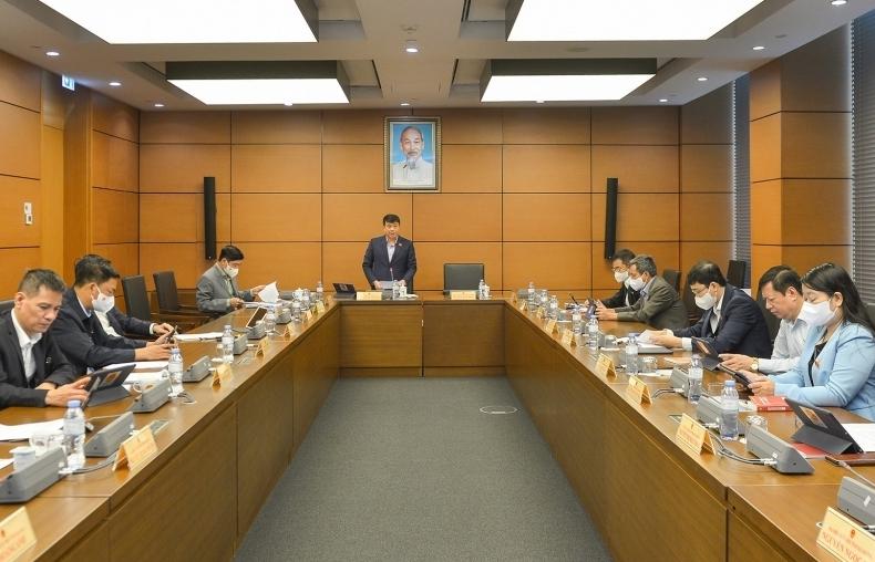 Đại biểu Quốc hội tán thành, đánh giá cao dự án Luật Kinh doanh bảo hiểm (sửa đổi)