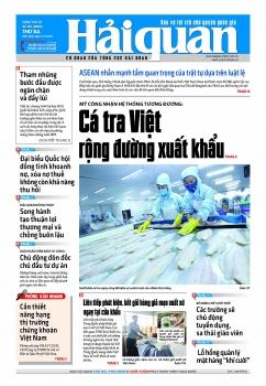 Những tin, bài hấp dẫn trên Báo Hải quan số 133 phát hành ngày 5/11/2019