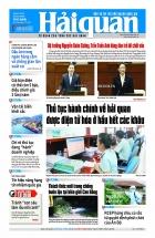 Những tin, bài hấp dẫn trên Báo Hải quan số 134 phát hành ngày 7/11/2019