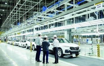 Sẽ có thêm ưu đãi về thuế cho các doanh nghiệp ngành ô tô