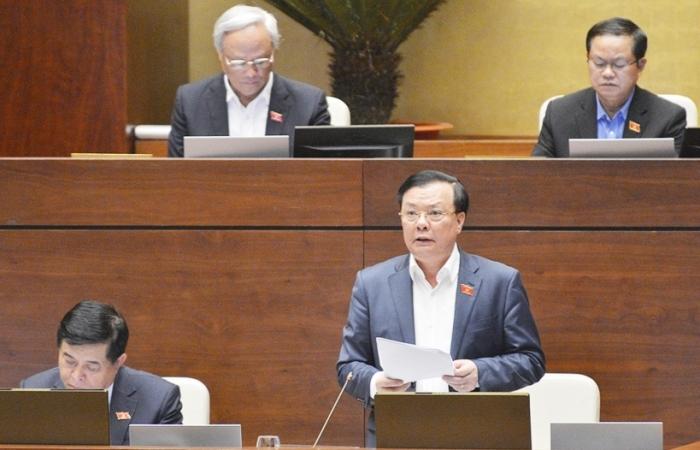 Bộ trưởng Bộ Tài chính Đinh Tiến Dũng: Thu ngân sách giảm, yêu cầu cấp thiết phải triệt để tiết kiệm chi