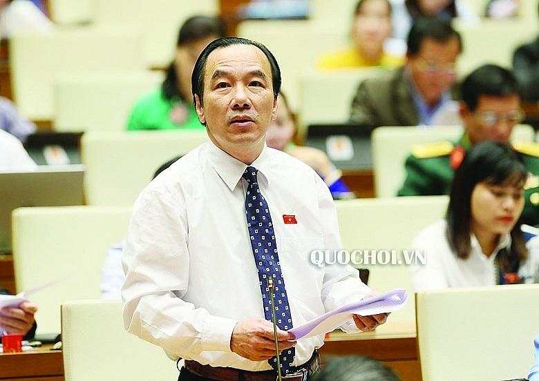 Đại biểu Quốc hội Ngô Sách Thực (Bắc Giang), Phó Chủ tịch Ủy ban Trung ương Mặt trận Tổ quốc Việt Nam