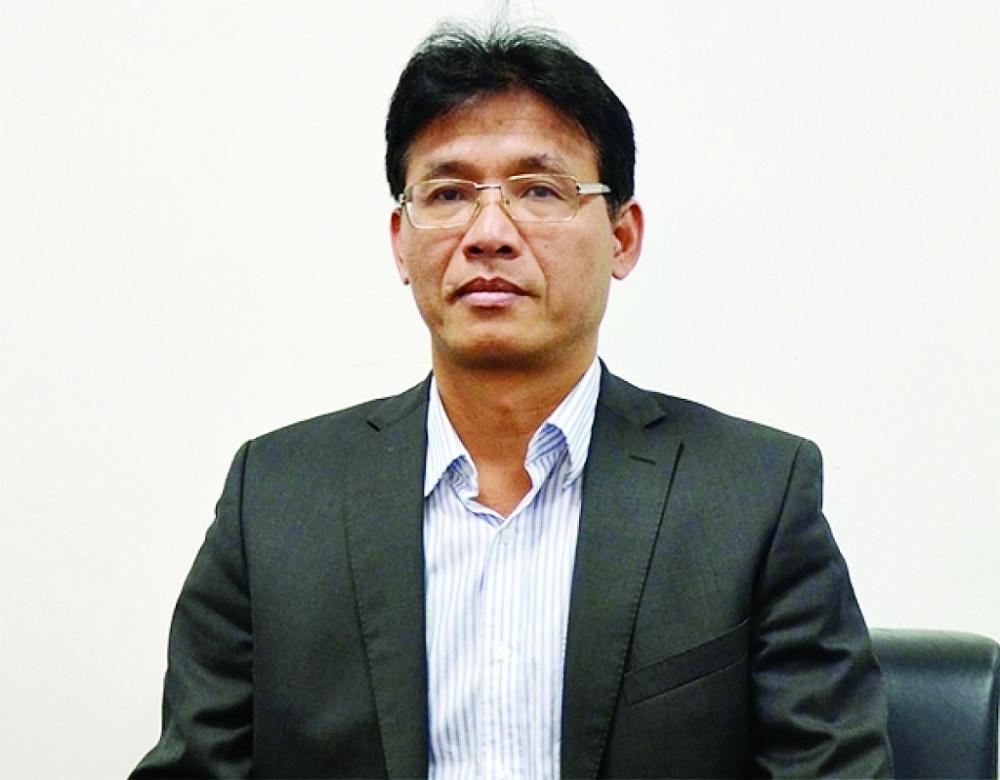 ông Đặng Ngọc Minh, Phó Tổng cục trưởng Tổng cục Thuế