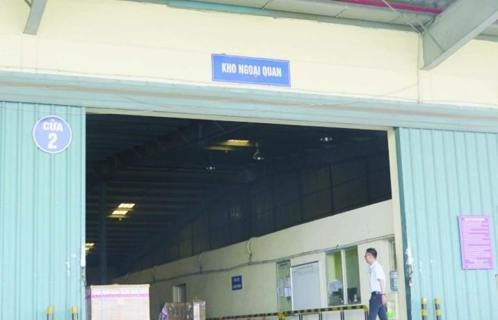 Sửa đổi quy định về xuất khẩu hàng hóa từ kho ngoại quan để đảm bảo công tác giám sát