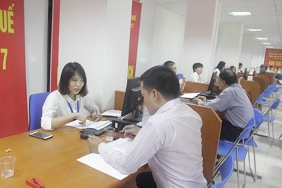 Tổng cục Thuế tiếp tục ghi nhận những ý kiến đóng góp của các cơ quan có thẩm quyền và cộng đồng doanh nghiệp. Ảnh: T.Linh