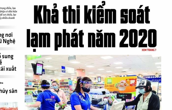 Những tin, bài hấp dẫn trên Báo Hải quan số 142 phát hành ngày 26/11/2020