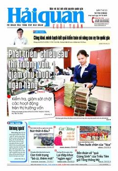 Những tin, bài hấp dẫn trên Báo Hải quan số 156 phát hành ngày 29/12/2019