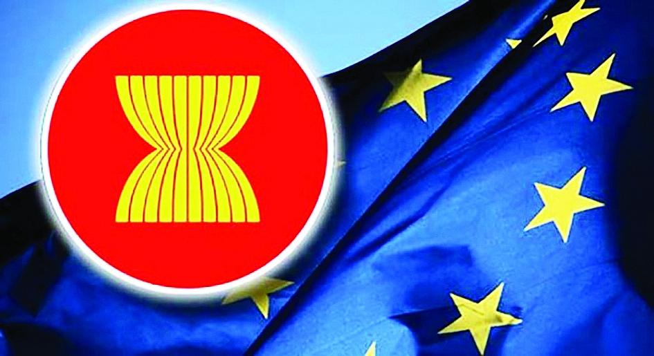 ASEAN và EU chính thức nâng tầm quan hệ đối tác chiến lược.