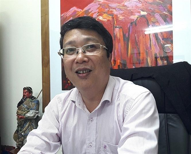 Ông Hoàng Trung, Cục trưởng Cục Bảo vệ thực vật (Bộ NN&PTNT)