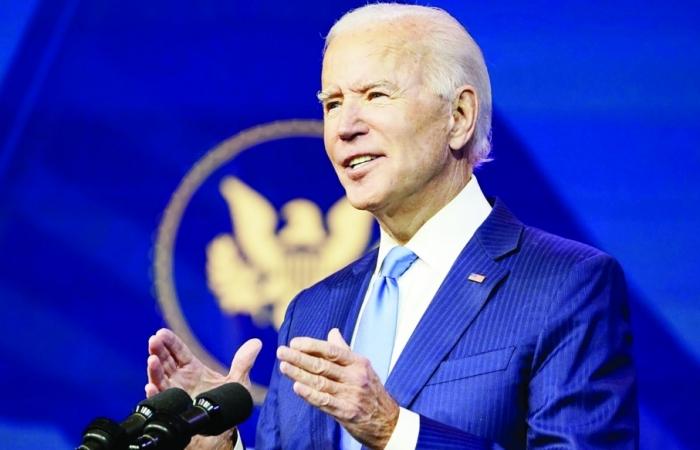 J.Biden và một nước Mỹ cực kỳ chia rẽ