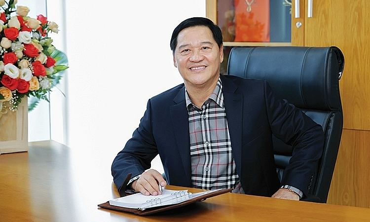 ông Chu Tiến Dũng, Chủ tịch Hiệp hội Doanh nghiệp TPHCM (HUBA).