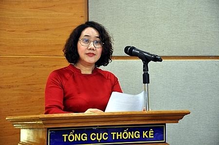 Bà Nguyễn Thị Hương, Tổng cục trưởng Tổng cục Thống kê