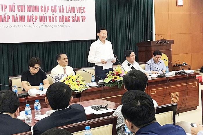 tphcm dam bao quyen loi cho nguoi dan va doanh nghiep bat dong san