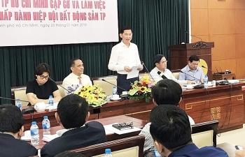 TPHCM: Đảm bảo quyền lợi cho người dân và doanh nghiệp bất động sản