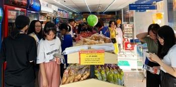 Saigon Co.op tiếp tục  khai trương cửa hàng bách hóa trong trường đại học