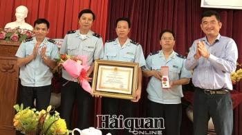 Cục Hải quan Long An: Đứng đầu về số thu khu vực Đồng bằng sông Cửu Long