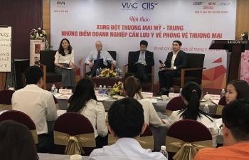 Hoa Kỳ gia tăng kiện phòng vệ thương mại đối với hàng hoá xuất khẩu của Việt Nam