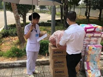 Saigon C o.op cung cấp 10.000 suất ăn mỗi ngày cho các khu vực cách ly