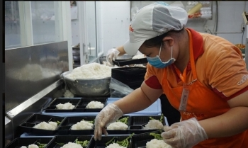 Saigon Co.op cung cấp  30.000 suất ăn cho các khu vực cách ly