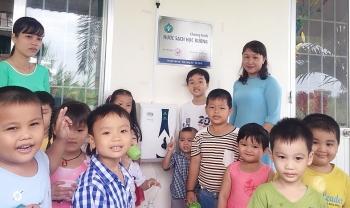 16 tỷ đồng gây quỹ cho chương trình nước sạch học đường
