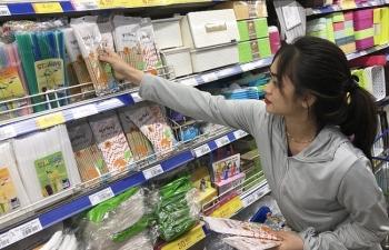 Saigon Co.op: Quét sạch ống hút nhựa ra khỏi siêu thị