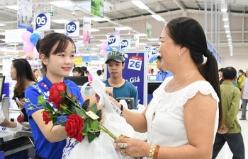 Saigon Co.op và Hội Liên hiệp phụ nữ Việt Nam ký kết hợp tác