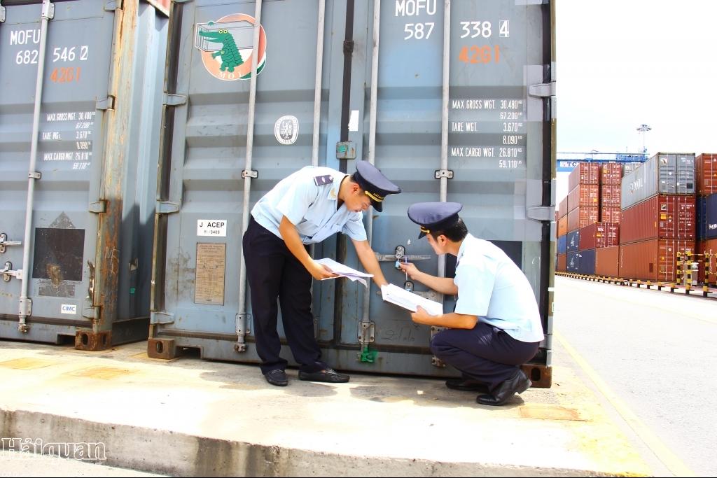 Hải quan Bà Rịa – Vũng Tàu nỗ lực xử lý gần 400 container phế liệu tồn đọng
