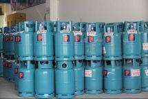 Giá gas trong nước giảm kỷ lục