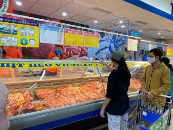 Co.opmart giảm giá thịt heo và sản phẩm thiết yếu