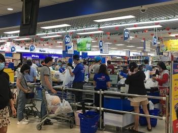 Doanh số bán hàng của Saigon Co.op tăng hơn 30% trong dịp lễ