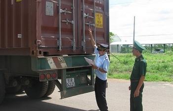 Hải quan – Biên phòng Bình Phước: Phối hợp bắt giữ 8 vụ vi phạm