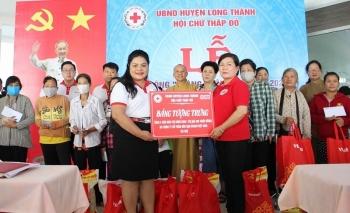 Vedan Việt Nam tặng 4 căn nhà cho các hộ nghèo khuyết tật tại tỉnh Đồng Nai