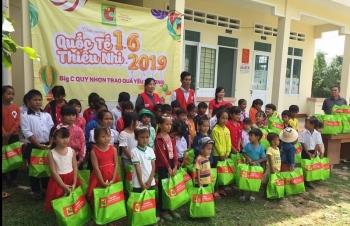 Central Group Việt Nam tặng 3.700 phần quà cho trẻ em có hoàn cảnh khó khăn