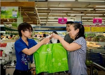 Saigon Co.op giảm giá hơn 10.000 sản phẩm thân thiện với môi trường.