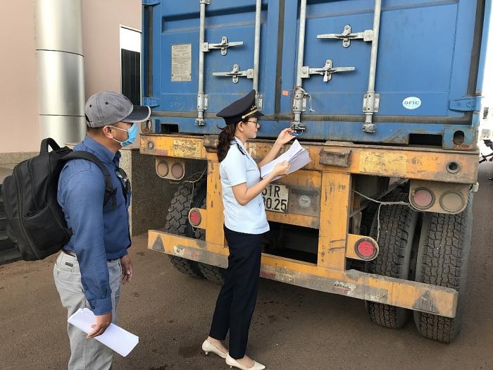 Hải quan Bình Phước: Triển khai nhiều hoạt động hỗ trợ doanh nghiệp phục hồi sau dịch