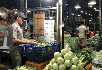 TPHCM: Siết vệ sinh an toàn thực phẩm tại chợ truyền thống