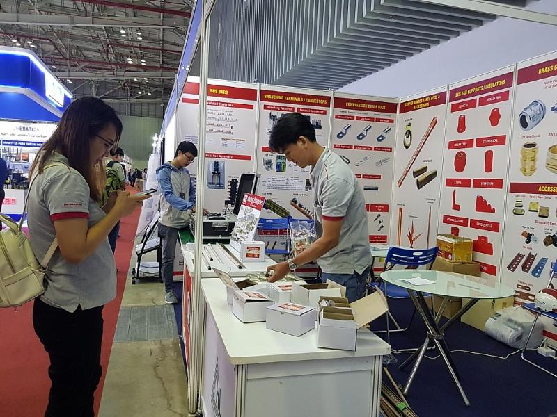 400 doanh nghiep tham gia trien lam cong nghe tiet kiem nang luong