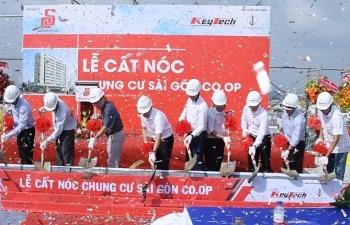 Saigon Co.op xây cấp hàng trăm căn nhà cho người lao động